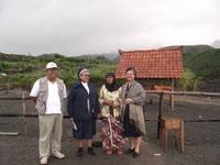 Foto di area rumah Mbah Marijan 1