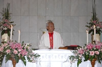 Ekaristi HUT CB ke-174 dipimpin oleh Vikjen KAS, Rm. Pius Riana Prapdi Pr