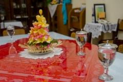 Hiasan ala Bali untuk Ruang Makan para Pestawati