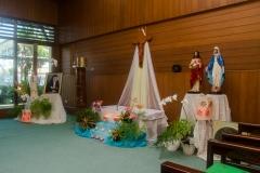 Dekorasi Ruang Doa Provinsialat