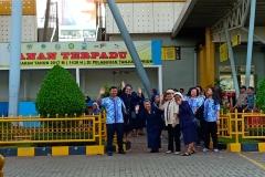 Para Suster CB dan Mitra Suster CB Napak Tilas Kepelabuhan Tanjung Priok