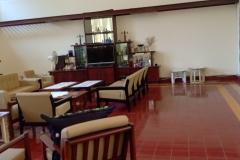 Ruang rekreasi  Biara OSU