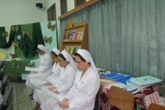 Para suster pendukung Kapitel dalam Pembukaan Sidang Kapitel (2)