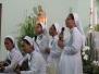 Penerimaan Busana Biara dan Pengikraran Tri Prasetia Sementara di Kapel Novisiat (15 Agustus 2018)