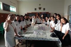 Putri-putri dari asrama Stece Samirono