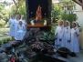 Pengikraran Tri Prasetia Kekal di Kapel Maria Bintang Samudera (19 Agustus 2018)