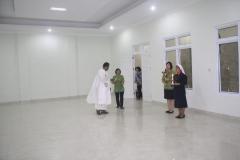 03 Pemberkatan Ruangan Poliklinik Bengkulu