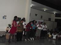 Den Baguse Ngarsa & semua kawannya berkumpul & bernyanyi bersama