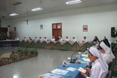 Suasana sidang kapitel (2)